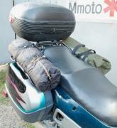 Багажники, захисні дуги, бокові рамки на мотоцикл