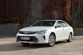Car rental Toyota Camry from $15 per day