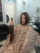 Купимо волосся в Дніпрі від 35 см дорого