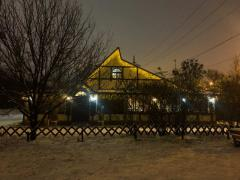 Selling a Restaurant in Kharkov, park area